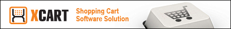 Start online business with X-Cart ecommerce shopping cart.